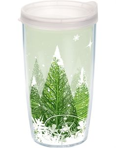 New Arrivals | Christmas Trees - Wrap with Lid | Christmas Trees - Wrap with Lid | Tumblers, Mugs, Cups | Tervis