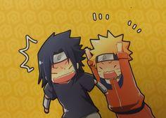 Cute Sasuke X Naruto, Naruto Shippuden, Boruto, Narusasu, Sasunaru, Yaoi Hard, Naruto Pictures, Naruhina, Chibi