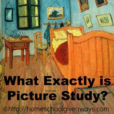 What exactly is picture study and why should you care? How can you implement Picture Study in your #Homeschool? Definitions, Resources, Meth...