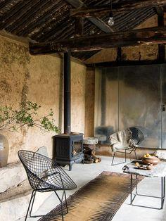 51 fascinating rustic interiors images farmhouse home decor home rh pinterest co uk