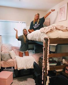 College Bedroom Decor, Cool Dorm Rooms, College Room, Collage Dorm Room, Dorm Room Designs, Dorm Room Organization, Dorm Life, My New Room, Decoration