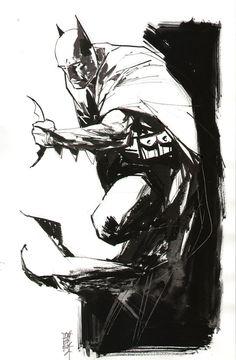 Batman by Alex Maleev