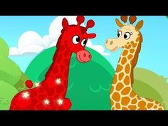 My Red Giraffe - My Magic Pet Morphle   Cartoons For Kids   Morphle's Magic Universe   - YouTube