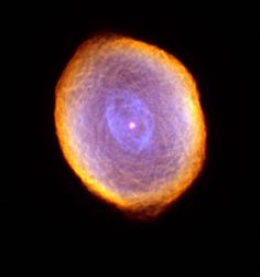 The Spirograph Nebula  Glowing like a multi-faceted jewel, the planetary nebula IC 418 lies about 2000 light-years from Earth in the constellation Lepus. In this picture, the Hubble telescope reveals some remarkable textures weaving through the nebula. Their origin, however, is still uncertain.  Credit: NASA/ESA and The Hubble Heritage Team STScI/AUR