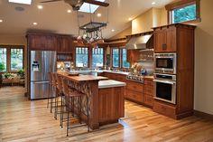 Wood And Leather western Bar Stools | ... - Carolina Home + Garden - Winter 2012 - Western North Carolina