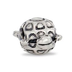 Pandora Silver Turtle Charm 790158