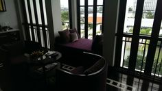 Riverview suite The Siam Hotel, Outdoor Furniture, Outdoor Decor, Bed, Home Decor, Decoration Home, Stream Bed, Room Decor, Beds