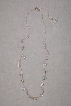 Kumonoito Necklace in SHOP Shoes & Accessories Jewelry at BHLDN