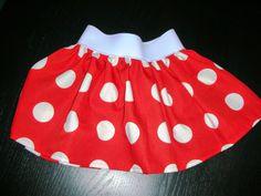 Piccole Sarte Crescono: Simple Skirt, Gonnellina Baby