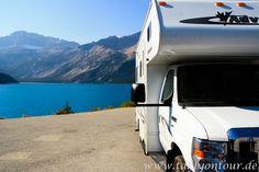 www.taklyontour.de Kostenübersicht einer Wohnmobil-Rundreise in Kanada für 3 Wochen