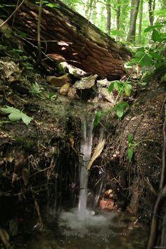 small waterfall gif