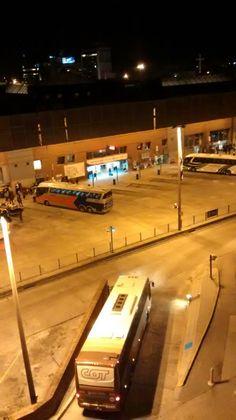 Terminal Tres Cruces Montevideo Uruguay. Montevideo, Chile, Photo Puzzle, Hockey, Terminal, Country, Photography, Uruguay, Pereira