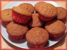 Mrkvové muffiny Cupcakes, Breakfast, Food, Lemon, Morning Coffee, Cupcake, Eten, Cupcake Cakes, Meals