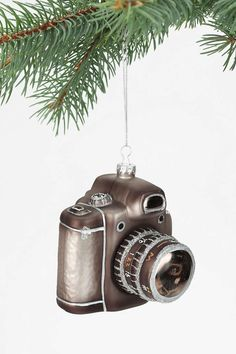Camera Ornament - Urban Outfitters