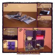 Resultado de imagen para juguetes con cajas de dvd