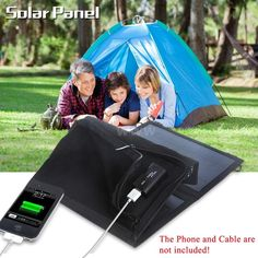 Geek | Foldable 10W Universal Camping outdoor travel USB Solar Charger for iPhone Samsung HTC MP3 MP4 Smartphones tablet
