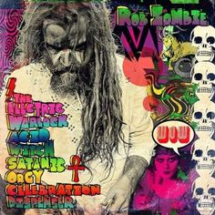 Rob Zombie - The Electric Warlock Acid Witch Satanic Orgy Celebration Dispenser 5/5 Sterne