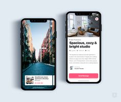 Book apartment using AR - Daily UI Challenge designed by Christian Vizcarra. the global community for designers and creative professionals. Ui Design Mobile, Ios App Design, User Interface Design, Android Design, Design Thinking, Ui Patterns, App Design Inspiration, Mobile App Ui, Daily Ui