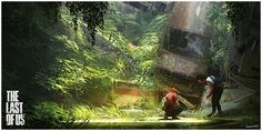 """My Concept work done for """"The Last of Us"""" and """"The Last of Us: Left Behind"""" DLC."""