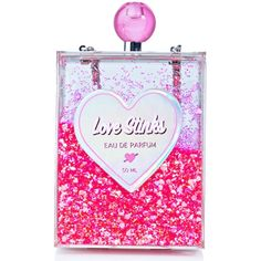 Sugarbaby Glittery Clear Box Crossbody Bag (€30) ❤ liked on Polyvore featuring bags, handbags, shoulder bags, crossbody purses, crossbody shoulder bag, pink shoulder bag, woven handbags and clear lucite purse