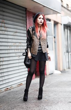 Leopard & Wedges