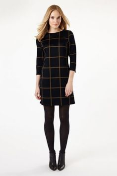 Phase Eight Check Ponte Tunic 220x330 Tunic Top Ideas