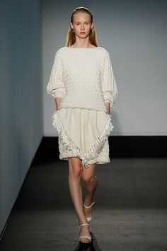 Allude SS2014 look # 10