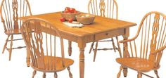 Amish Concord Windsor Dining Chair - Keystone Collection