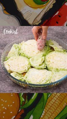 """4,719 """"Μου αρέσει!"""", 51 σχόλια - Cookist (@cookist) στο Instagram: """"Vi basterà porre tutti gli #ingredienti in una teglia e cuocere, ecco come preparare uno #sformato…"""" Fresh Rolls, Ethnic Recipes, Instagram, Food, Homemade Recipe, Recipes, Meal, Essen, Hoods"""