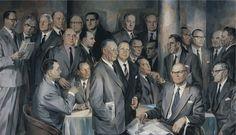 Aarne Nopsanen, The Wednesday Club, 1959