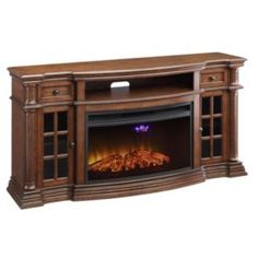 electric fireplace 70 tv stand » The Fireplace Gallery | remodel ...
