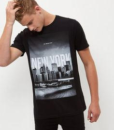 Black New York T-Shirt - that should be mine!