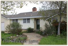 Four bedroom + 3 bathroom renovated home at 1700 Wellesley Dr. in Thousand Oaks.
