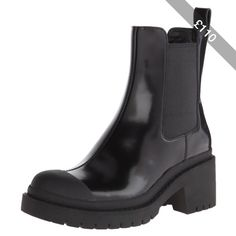 Utilitarian Marc by Marc Jacobs boots created from sturdy leather. The toe  cap d0ea2b4af73