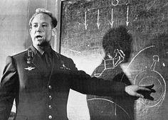 Cosmonaut Alexei Leonov in 1965