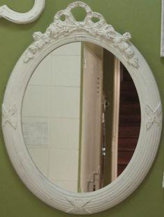 Espejo en marco franc s estilo rococ dorado a la hoja - Marcos espejos antiguos ...