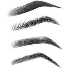 Make-Up Brows Eyeliner Eyemakeup Eyeshadows MakeupLooks Tweezing Eyebrows, Threading Eyebrows, Microblading Eyebrows, Face Threading, Eyebrows Sketch, Glitter Eyebrows, Glitter Eyeshadow, Types Of Eyebrows, Permanent Eyebrows