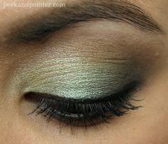 Green and gold eye makeup Rayban sunglasses just $24.88 httpwww.bsalerayban.com