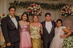 Festa de 15 anos - Debutante Larissa Felinto