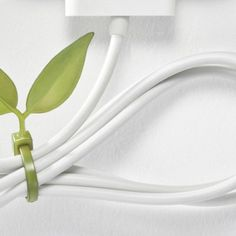Leaf Tie; groene Tie-wraps