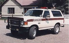 Publich Service Full Size Bronco's   Ford Automobiles Early Bronco, Emergency Vehicles, Ford Bronco, Public Service, Police Cars, Broncos, Fire Trucks, Moose, Law