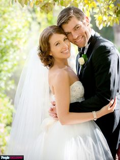 Lacey Chabert and dave nehdar