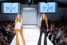 Tribe Kelley Runway Show at Birmingham Fashion Week | May 9 2015 #TribeKelley