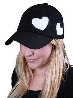 Cute Hearts women s baseball cap New Era Fitted bd84b204bf6d