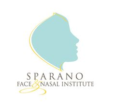 Logo design for Sparano Face & Nasal Institue, a plastic surgery practice.
