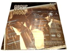 "Group Home – Livin' Proof 2LP 12""  HIP HOP #ebay #music #uniqbeats #vinyl"