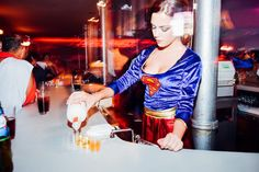 Thursty? #FridayNight . . . . #supergirl #Funiparty #sexy #waitress #dc #DCcomics #chupitos #shots #shotglass #party #deguisement #disfraz #fato #travestimento #costume #fancydress #kostium #kostým #kostüm #party #funidelia #stroje #przebranie #verkleidung #kostuum #verkleedpartij