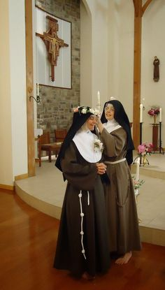 Nuns- Christianity branching out