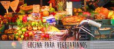 Claves a tener en cuenta para #cocinar para #vegetarianos y #veganos