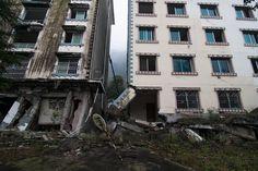 Beichuan Earthquake Museum